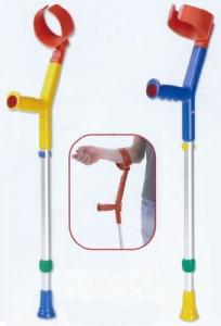 Kinderkrukken Safe in Kids Rebotec