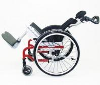 Kinderrolstoel Swingbo Plus van Hoggi (met kantelfunctie)