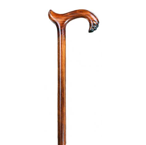 Klassiek houten wandelstok Gastrock