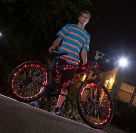 led fietsverlichting bike lightning 2 led fietsverlichting bike lightning 1