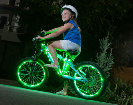 led fietsverlichting bike lightning 2
