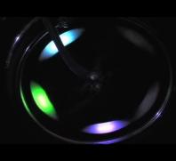 LED fietsverlichting SpokeLit van Nite Ize
