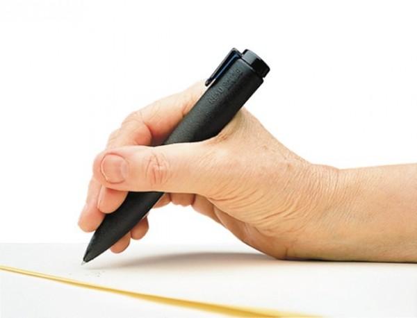 Lite Touch Pen in gebruik