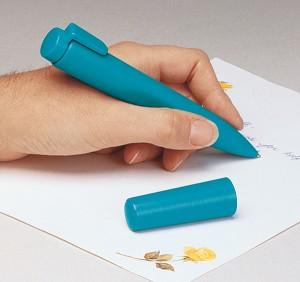 Lite Touch pen in gebruik 2
