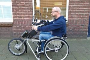 Handbike Stricker Lipo Smart hybride