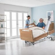 Nordbed Ultra van Invacare