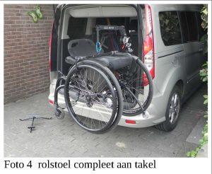 Het idee van Gé – Veilig en ergonomisch vervoer van rolstoelen in een auto