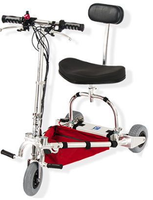 Opvouwbare scootmobiel TravelScoot product1