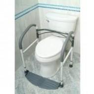 Opvouwbare toiletsteun Able2
