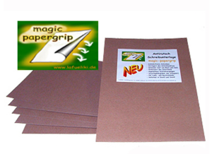 Papieronderleggen Magic Papergrip