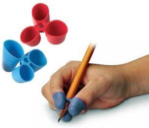 Pennengreep Writing Claw in gebruik
