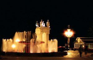 Nacht in Rusland