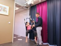 Plafondlift Sherpa 2 Compact van United Care