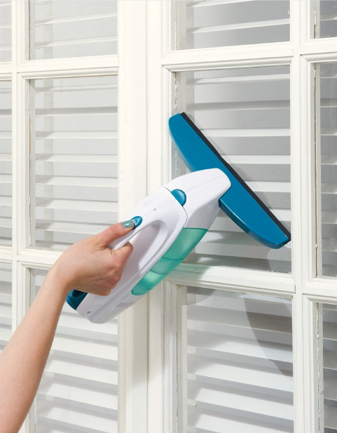 Raamwisser Leifheit Window Vacuum Cleaner gebruik
