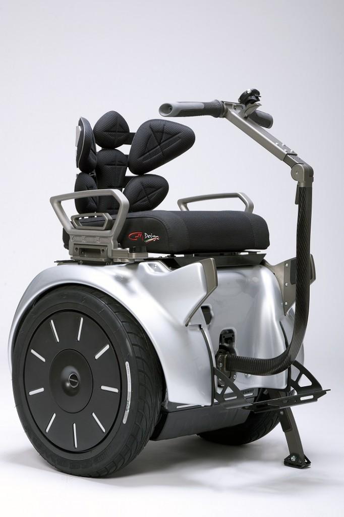 Nieuw Elektrische rolstoel Genny - Scouters NJ-49