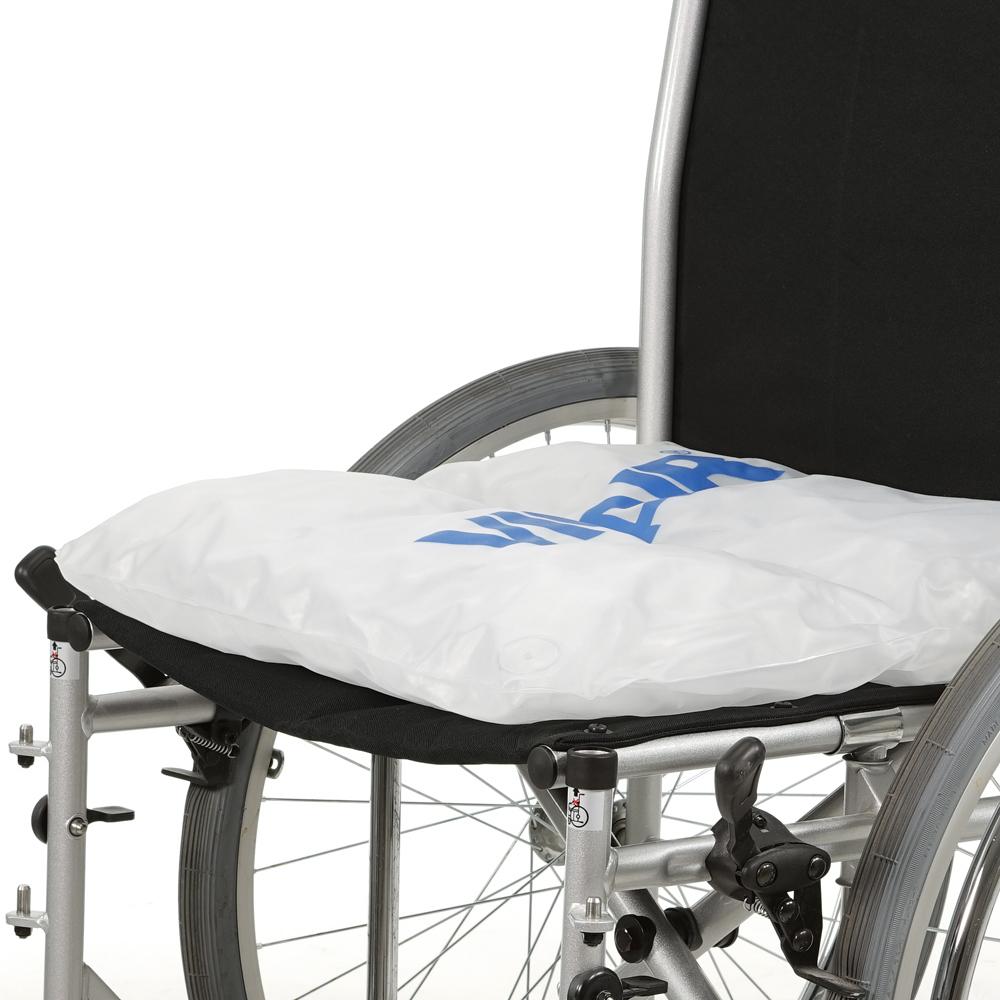Antidecubitus kussen Vicair Basic in rolstoel