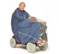 Scooter cape scootmobiel