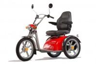 Scootmobiel driewiel Huka Classic