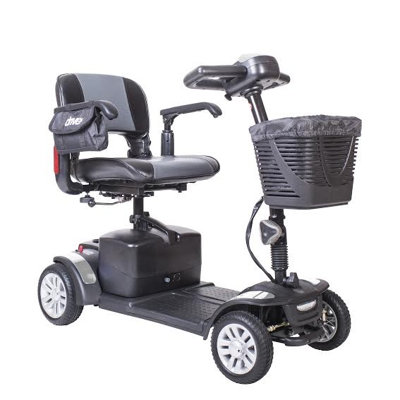 Scootmobiel driewiel Drive Medical Spitfire EX 1420