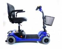 Opvouwbare scootmobiel Capri Pro 4