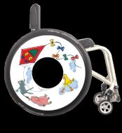 Spaakbeschermers Wheelchair Gadgets