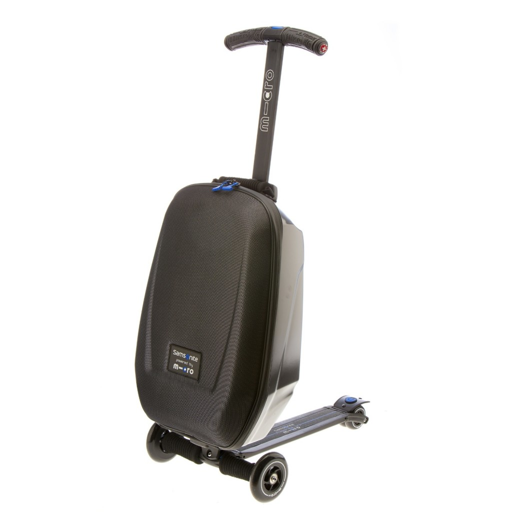Stepkoffer micro luggage