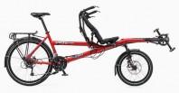 Tandem ligfiets Pino Hase