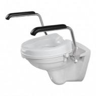 Toiletbeugel (evt. met toiletverhoger) Jadaset