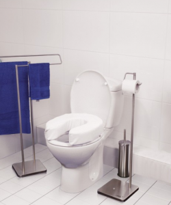 Toiletverhoger Vitility zacht 10 cm