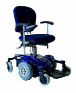Elektrische binnenrolstoel Boxer MidWheel van Pride Mobility/ Doge Collection