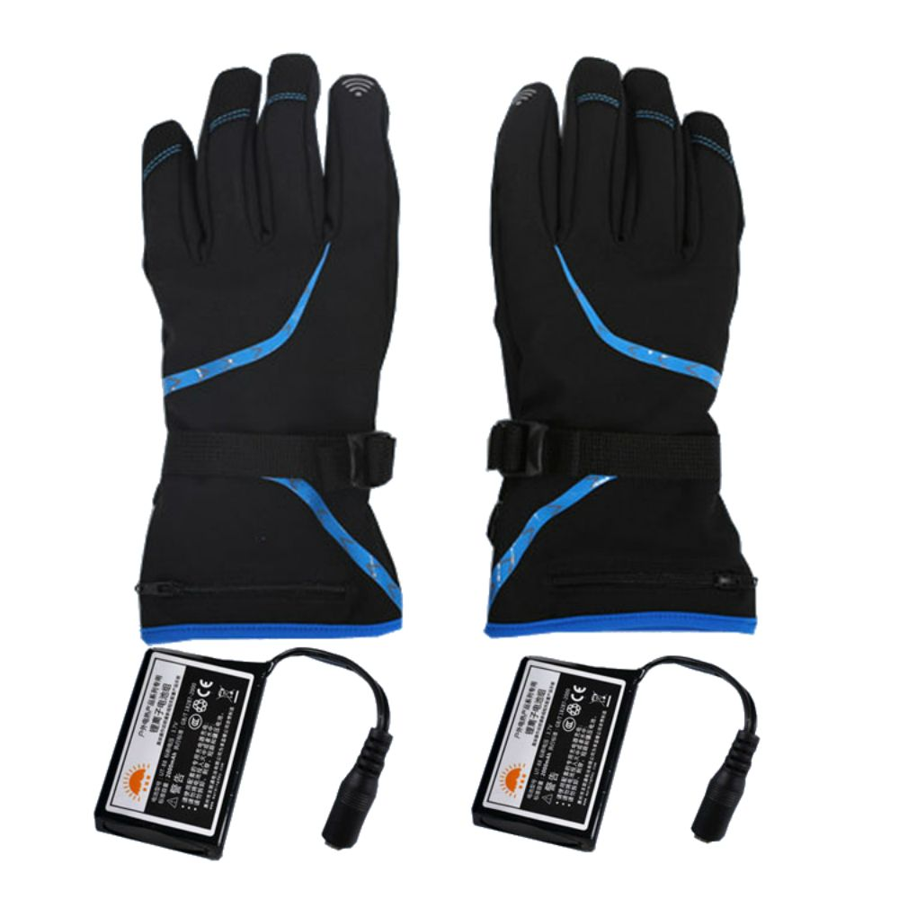 Elektrische verwarmde handschoenen Ororo