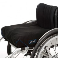 Wasbaar anti decubitus rolstoelkussen Vicair Vector O2