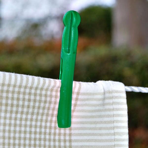 Wasknijper zonder knijpfunctie