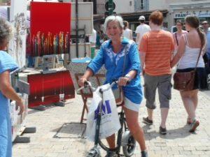 Wilma en haar City Loophulp