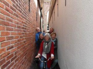 Wilma en haar City Loophulp vrienden