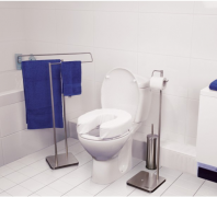 Zachte toiletverhoger Vitility