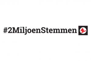#2MiljoenStemmen