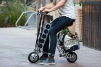 Opvouwbare elektrische scooter Urb-E