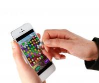 Stylus ring voor bediening smartphone/tablet