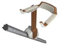 Traplift met loopondersteuning (looplift) Stairwalker